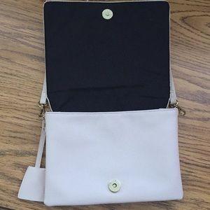 Cute plain crossbody bag